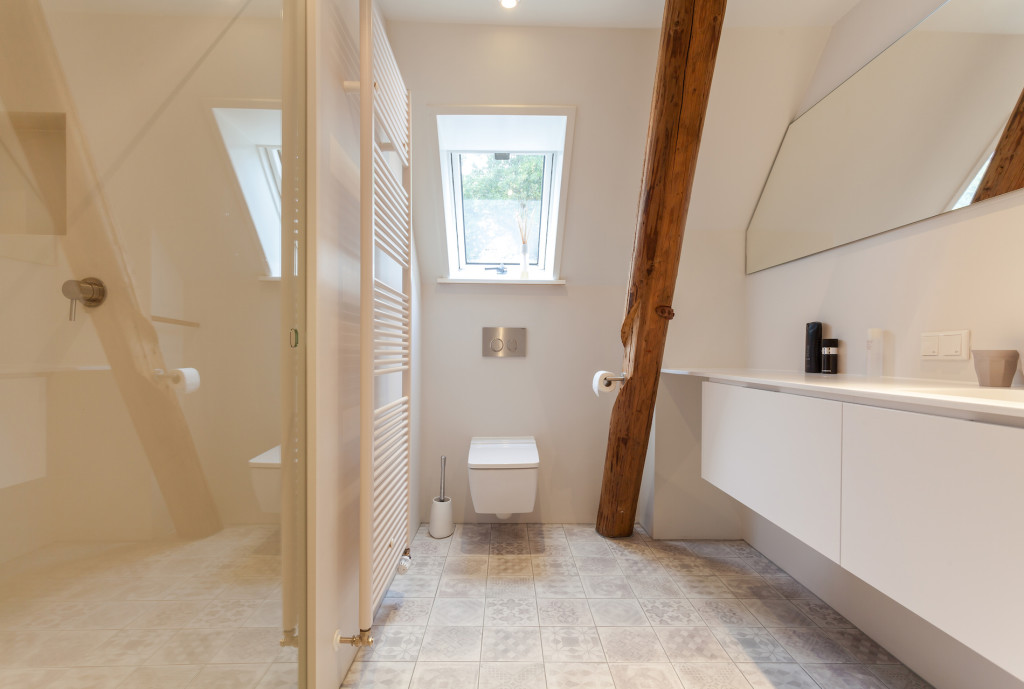 Project Glimmen - Water & Vuur Badhuis